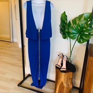Dresses & Skirts - Electric Blue Gown